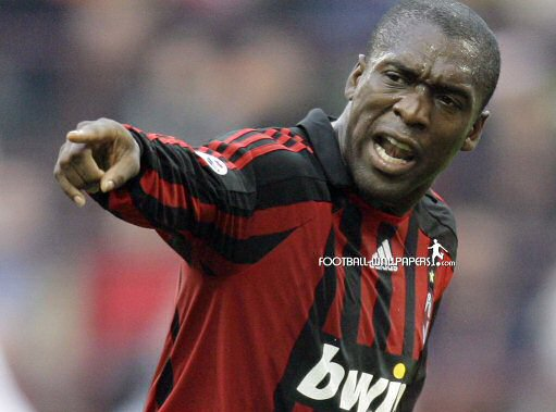 Clarence Seedorf<br><font size=1>Hollande</font>